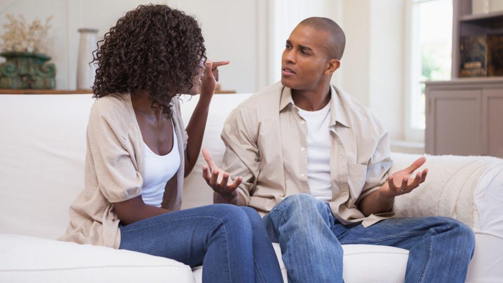 مشکلات زناشویی