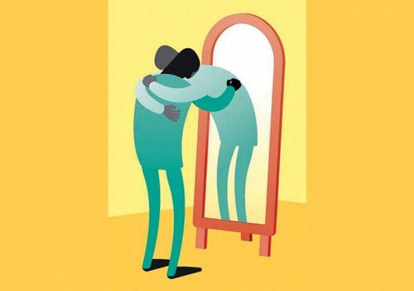 شفقت خود (Self-compassion)