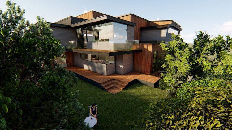معماری فیلم انگل