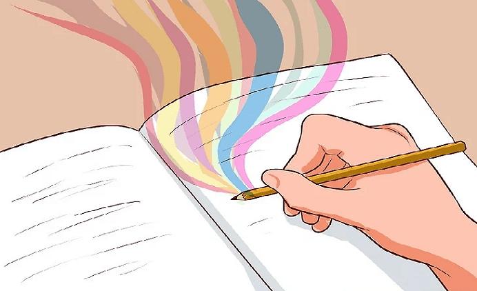 نوشتن ابرازی یعنی چه؟