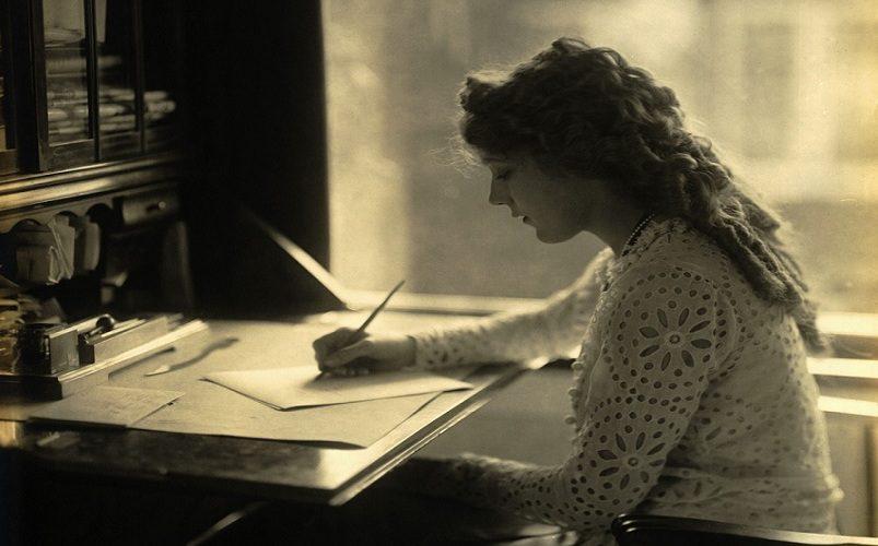 وقتی می نویسیم